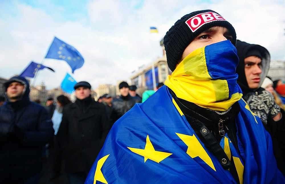 В Брюсселе подписано политическое соглашение об ассоциации Украины с ЕС