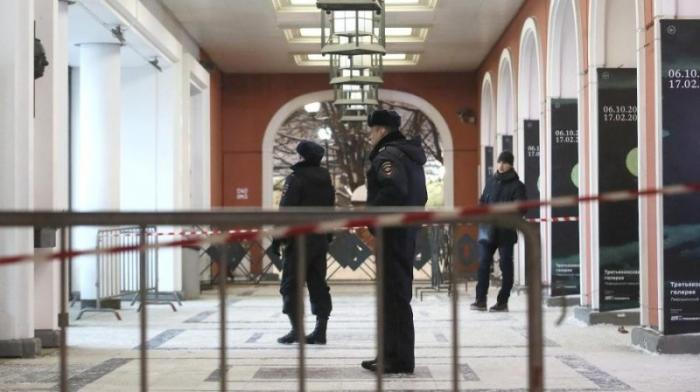 Задержан вор картины Куинджи из Третьяковской галереи