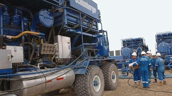 Компания Schlumberger проводит изыскательские работы на площадке Приобского нефтяного месторождения