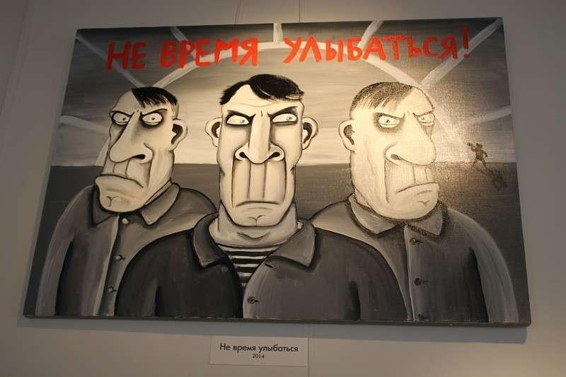 «Этот русский так меня мрачно из кювета выдернул...что за люди...»