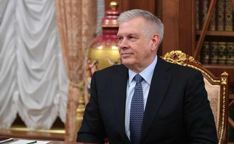 Руководитель Федеральной службы поветеринарному ифитосанитарному контролю Сергей Данкверт.