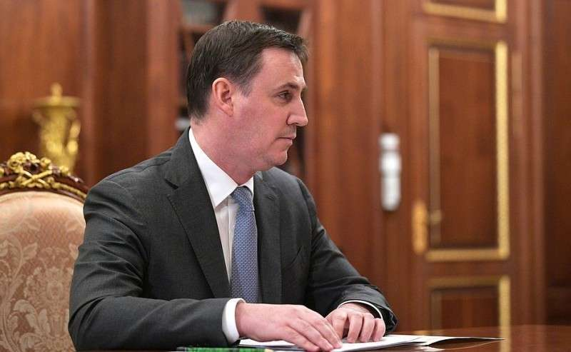 Министр сельского хозяйства Дмитрий Патрушев.