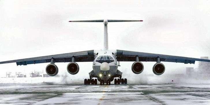 Конвертируемый топливозаправщик Ил-78М-90А приступил кзаводским лётным испытаниям
