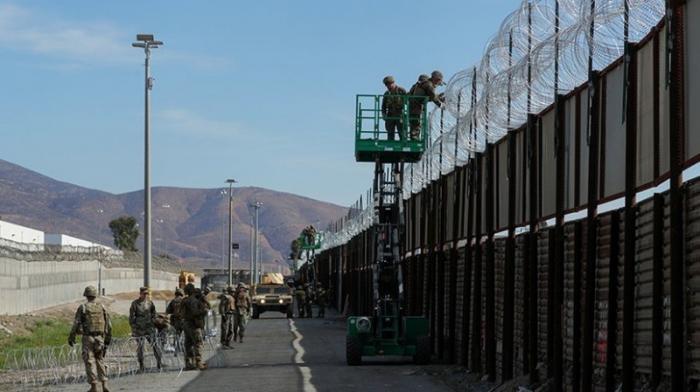 Трамп готов отгородиться стеной от Мексики без разрешения конгресса