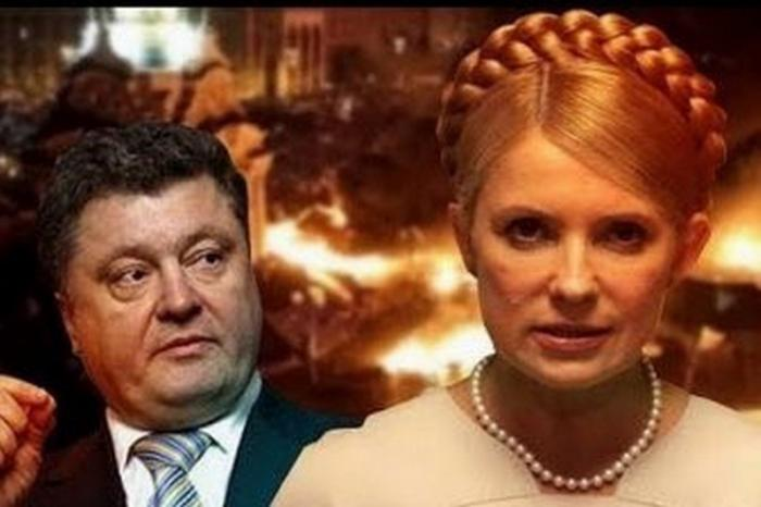 Украина с Тимошенко вместо Порошенко: будет ли Юлина редька слаще Петиного хрена?
