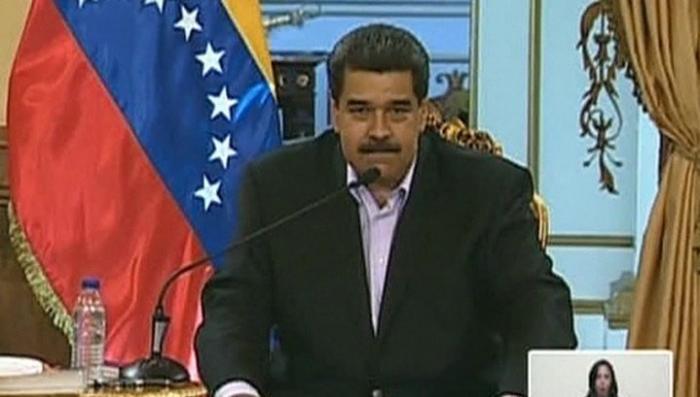 Мадуро – Трампу: руки прочь от Венесуэлы!