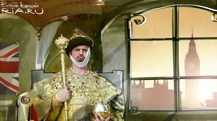 В России нашлась новая королева Англии и не только Англии