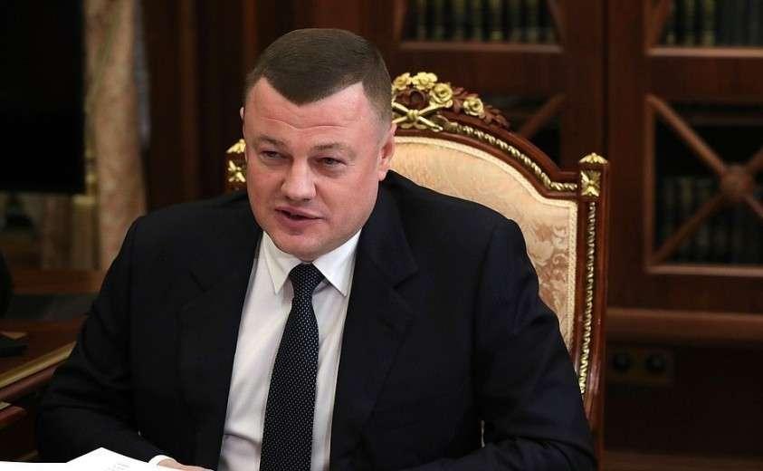 Глава администрации Тамбовской области Александр Никитин.