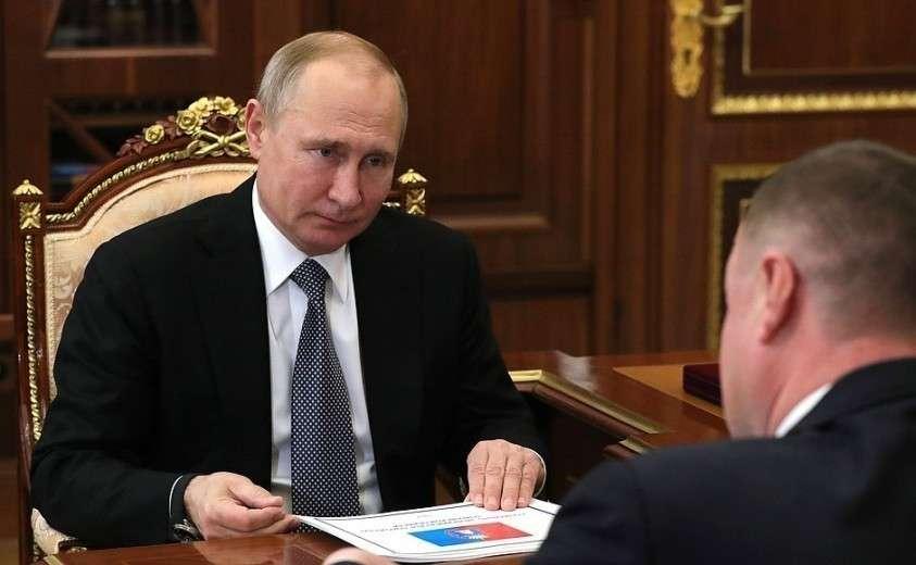 Навстрече сглавой администрации Тамбовской области Александром Никитиным.