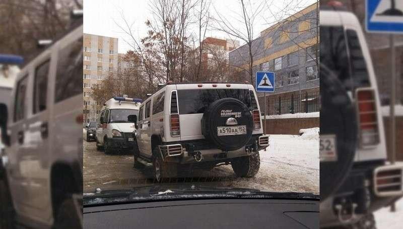 Пьяный нижегородский бизнесмен