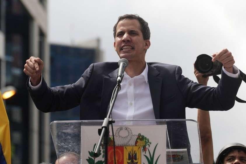 США дали Хуану Гуайдо доступ к счетам Венесуэлы в американских банках