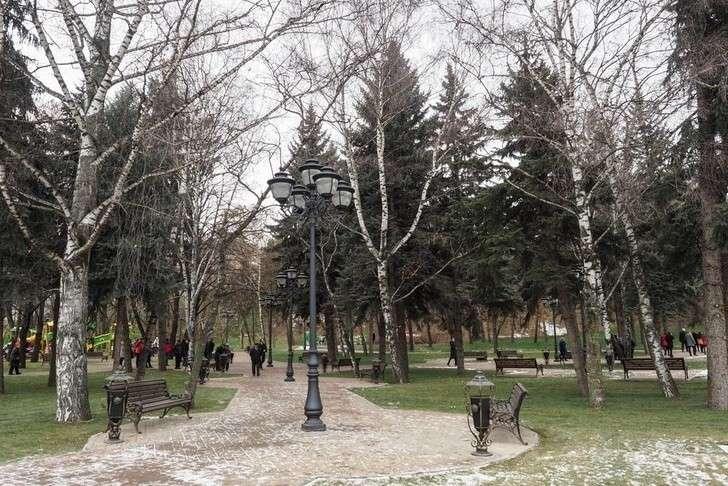 Благоустройство городов России. Осень-зима 2018 года