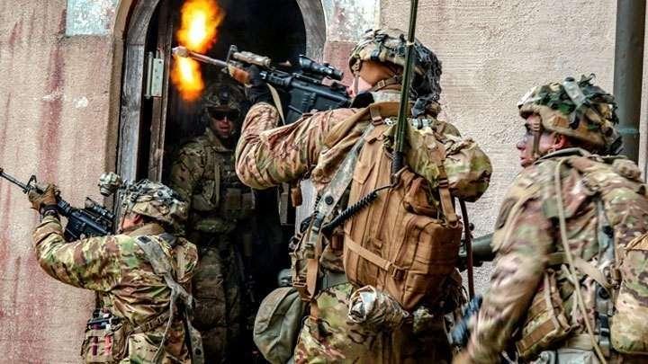 Сержант армии США пал «за други своя». За террористов ИГ