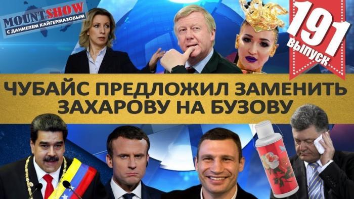 Макрон выдвинул ультиматум Николасу Мадуро, а братья Кличко превратили форум в Давосе в цирк