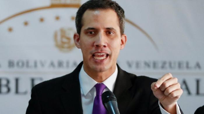 Гуаидо запрещен выезд из Венесуэлы