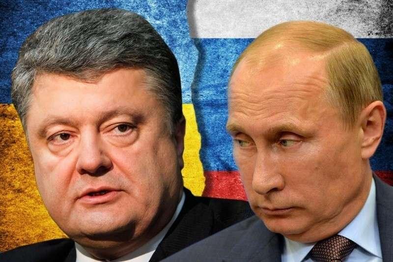 Выборы президента Украины 2019. Либо Порошенко, либо Путин