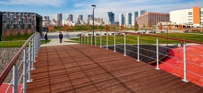 Благоустройство Москвы за2018 год. Улицы, парки идворы, всего 3200 объектов