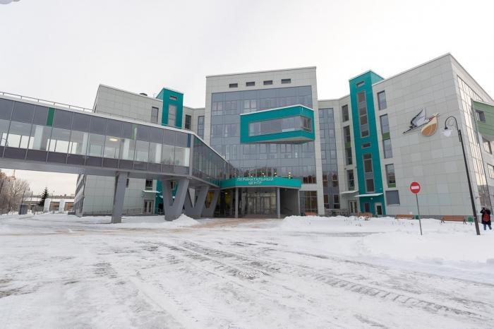 Псковской область. Новый перинатальный центр начал работу
