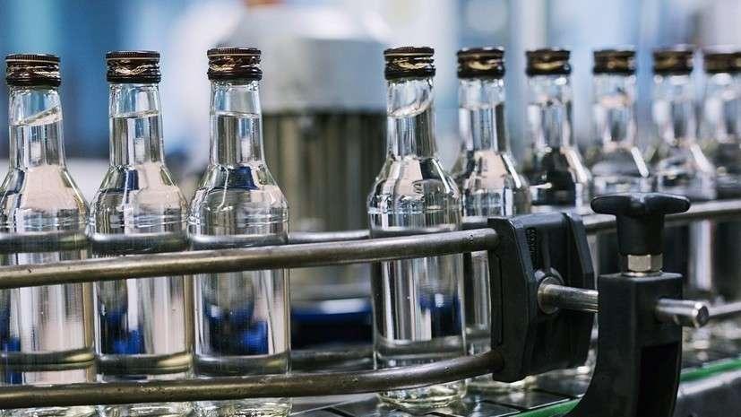 Продажу Алкоголя и табака предлагают локализовать только в специальных магазинах