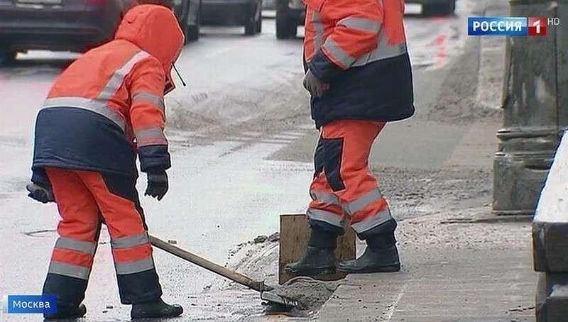 Москва покрывается ледяной глазурью, объявлен жёлтый уровень опасности