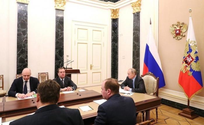 Владимир Путин провёл совещание с членами Правительства по вопросам развития туризма