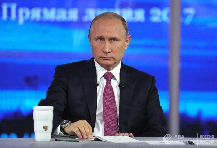 Плата Владимира Путина за спасение России