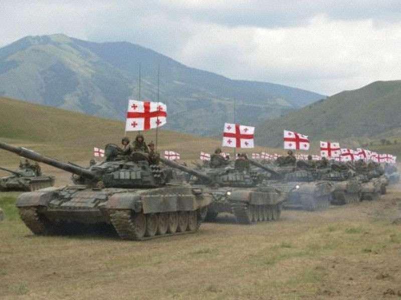 Спецслужбы Запада хотят новой войны России и Грузии