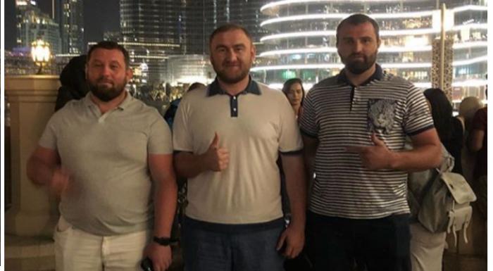 За что Борис Эбзеев и силовики уничтожают «клан Арашуковых»