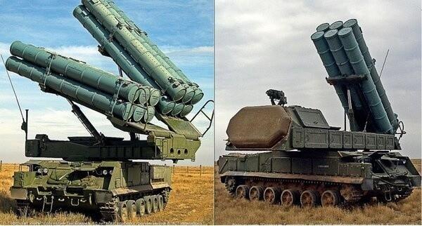 Россия показала новейший ЗРК Бук, который лучше С-300