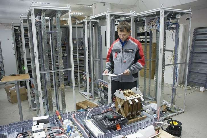 Новосибирская промышленная электроника отгружена вБурятию