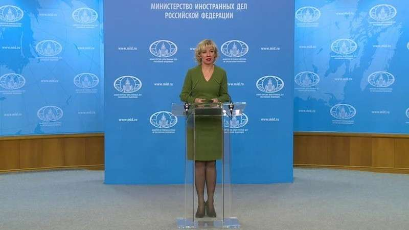 Мария Захарова провела еженедельный брифинг МИД России 31.01.2019