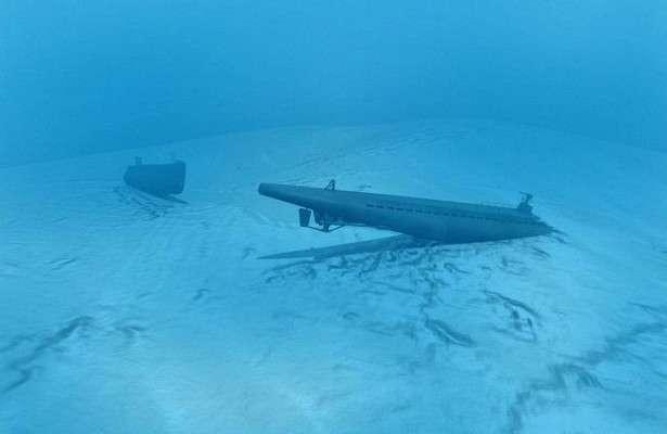 У берегов Норвегии лежат тонны урана и ртути и угрожают России
