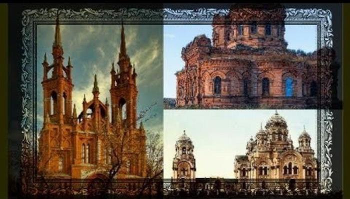 Античная готика Руси. Наше прошлое совсем не такое, как пишут в учебниках
