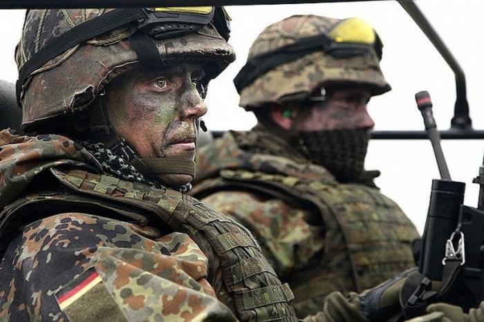 Армия Германии при смерти: менее половины техники в исправном состоянии