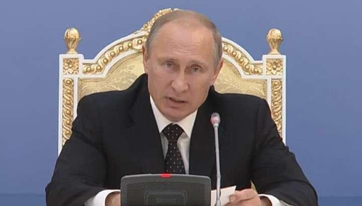 Владимир Путин: борьба с курением в России продолжится, но меры будут приниматься аккуратно