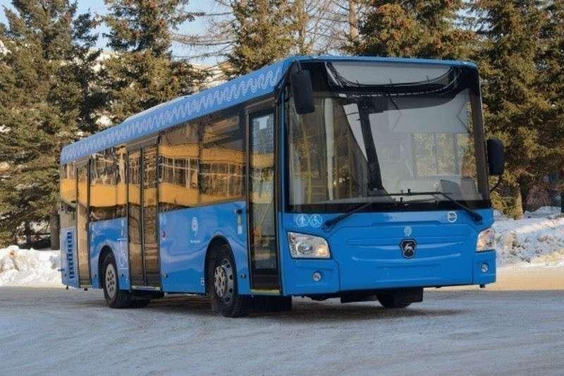 Подписан контракт напоставку вМоскву 497 автобусов