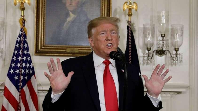 Трамп объявил о начале процедуры выхода США из договора РСМД