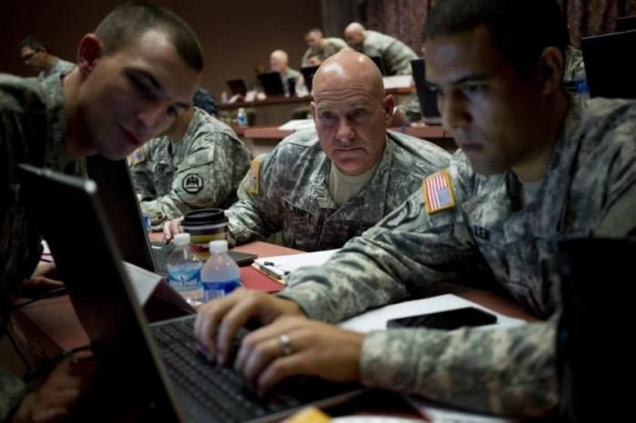 Армия США оказалась крайне уязвима для кибератак