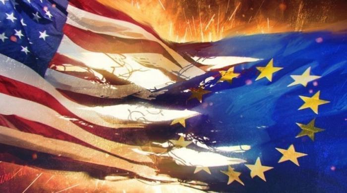 ЕС вводит пошлины на импорт стали из США, под раздачу попала и Украина