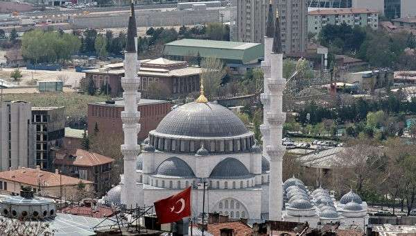 Мечеть Коджатепе в Анкаре. Архивное фото
