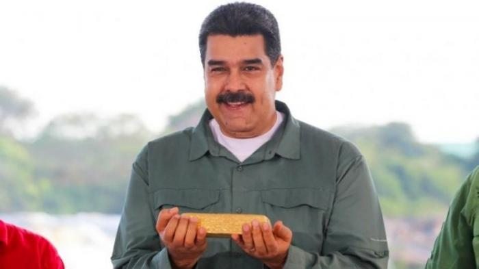 США не в силах помешать Венесуэле продать свое золото России