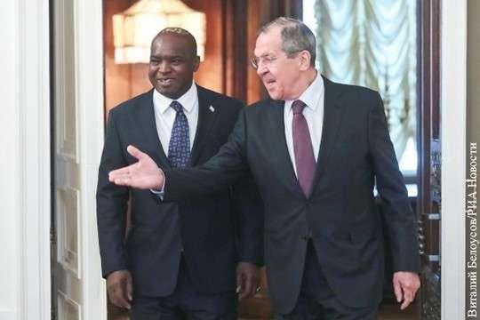 Зачем Россия возвращаются в Африку?