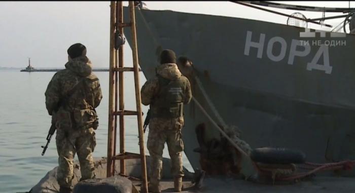 Захват судна Норд стоил Украине 23 миллиарда
