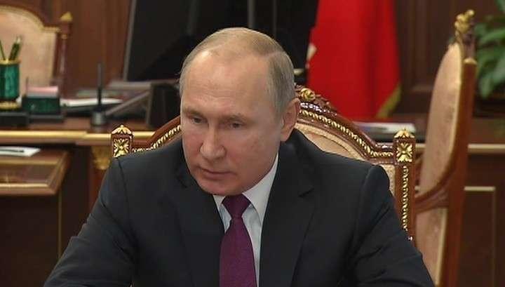 Путин о приостановке участия России в ДРСМД. Подробности