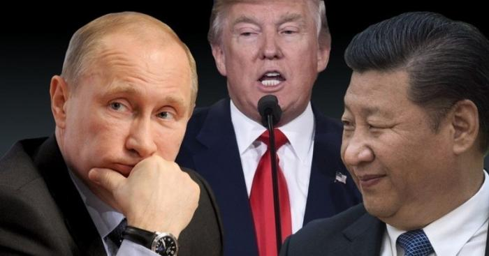 Цель выхода США из договора РСМД – Китай