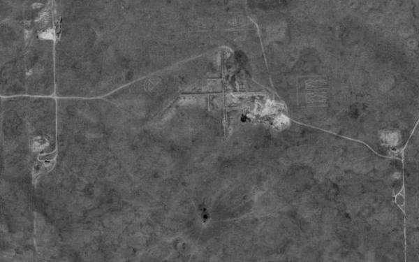 В Казахстане нашли 50 геоглифов, в том числе в форме свастики