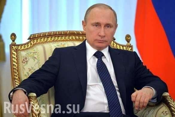 Россия Путина. 20 лет без войны. Остался год | Русская весна