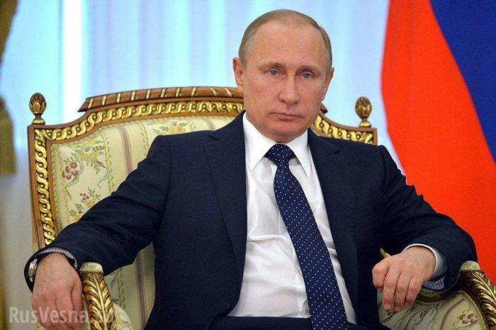 Россия Путина. 20 лет без войны. Остался год