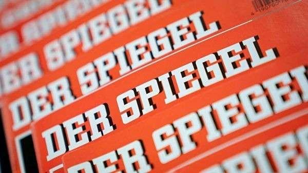 Немецкий журнал Spiegel