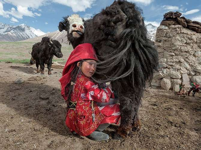 Лучшие фотографии National Geographic сентября 2014